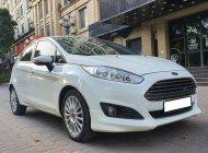 Nhà mình bán Ford Fiesta 2017, tự động, bản 1.5, màu trắng, hatchback giá 398 triệu tại Tp.HCM