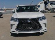 Bán Lexus LX570 Super Sport 2021, 8 chỗ, màu trắng, nội thất da bò. Giá siêu tốt giá 9 tỷ 50 tr tại Tp.HCM