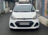 Mình bán Hyundai I10 2017 số sàn màu Trắng giá 278 triệu tại Tp.HCM