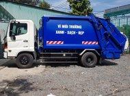 Bán Gấp Xe ép rác, chở rác 9 khối Hino - Giao xe ngay giá 525 triệu tại Tp.HCM