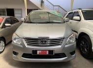 Bán xe Toyota Innova 2.0E đời 2013, màu bạc Siêu Chát -Máy cục ÊM .Giá đẹp giá 430 triệu tại Tp.HCM