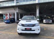 Cần bán gấp Toyota Fortuner 2.5G đời 2015, màu trắng, biển SG odo 179.000km giá cực tốt giá 660 triệu tại Tp.HCM