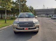 Xe Toyota Land Cruiser VX đời 2015, màu vàng, nhập khẩu chính hãng siêu chất chuẩn chỉ 106.000km giá 3 tỷ 250 tr tại Tp.HCM
