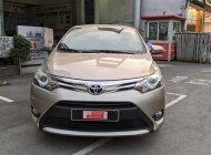 Cần bán lại xe Toyota Vios 1.5G năm 2018, màu nâu vàng, biển SG siêu chất, chuẩn chỉ 30.000km giá 540 triệu tại Tp.HCM