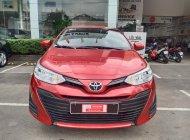 Xe Toyota Vios 1.5G đời 2019, màu đỏ biển SG lướt 9.000km chuẩn chỉ nguyên - giá cực tốt giá 500 triệu tại Tp.HCM
