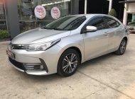 Bán xe Toyota Corolla Altis 1.8G đời 2018, màu bạc chuẩn chỉ 69.000km - giá cực tốt giá 710 triệu tại Tp.HCM