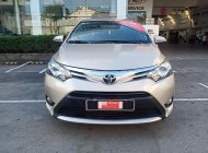 Cần bán Toyota Vios 1.5G đời 2016, màu nâu vàng, biển SG - chuẩn chỉ 79.000km - giá tốt giá 490 triệu tại Tp.HCM