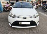 Nhà mình cần bán Toyota Vios 2017, số sàn, màu trắng giá 356 triệu tại Tp.HCM