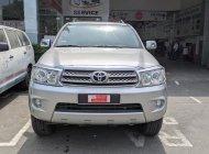 Cần bán xe Toyota Fortuner đời 2011, màu bạc - biển SG mới chạy 84.000km - giá còn fix giá 510 triệu tại Tp.HCM