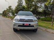 Cần bán lại xe Toyota Fortuner 2.5G đời 2011, màu bạc, biển SG  giá 570 triệu tại Tp.HCM