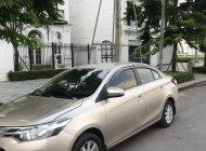 Bán xe Toyota Vios màu cát, SX 2015, xe chính chủ cực đẹp giá 318 triệu tại Hà Nội