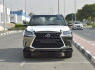 Bán xe Lexus LX570 Super Sport S màu xanh bộ đội nội thất nâu da bò, bản Trung Đông, xe sản xuất 2021 mới 100% giá 9 tỷ 100 tr tại Hà Nội