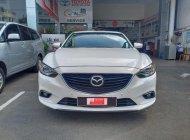 Xe Mazda 6 2015, màu trắng, biển SG mới chạy 67.000km, giá chỉ 640 triệu giá 640 triệu tại Tp.HCM