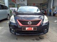 Cần bán xe Nissan Sunny 1.5L XL năm 2015, màu đen biển SG, mới chạy 115.000km - giá cực mềm giá 295 triệu tại Tp.HCM