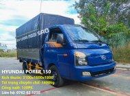 Hyundai Porter 150 2021 hỗ trợ góp 80% giá 375 triệu tại Bình Dương