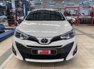 Cần bán Toyota Vios 1.5G đời 2018, màu trắng giá 550 triệu tại Tp.HCM
