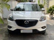 Cần bán Mazda CX9  tự động 2014 màu trắng bản full  giá 848 triệu tại Tp.HCM