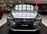 Bán xe Mitsubishi Attrage đời 2021, màu xám, nhập khẩu nguyên chiếc giá 375 triệu tại Quảng Nam