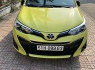 Bán xe Yaris G sx 2019, màu vàng, như mới.  giá 645 triệu tại Tp.HCM
