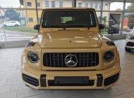 Mercedes-Benz G63AMG Night Package sản xuất năm 2021 màu vàng nội thất đỏ giá 12 tỷ 800 tr tại Hà Nội