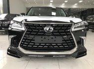 Bán xe Lexus LX570 MBS Super Sport S sản xuất 2021 4 chỗ vip ghế masage, bễ đỡ chân giá 10 tỷ 100 tr tại Hà Nội