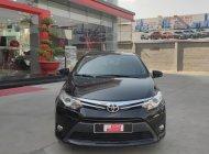 Cần bán lại xe Toyota Vios 1.5G 2017, màu đen, biển sg cực khủng - xe giá còn fix chốt đẹp giao ngay giá 520 triệu tại Tp.HCM