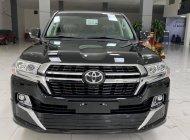 Bán Toyota Land Cruiser 4.6 V8, màu đen, nội thất nâu 2021, xe giao ngay giá 4 tỷ 350 tr tại Hà Nội