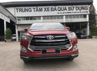 Xe Toyota Innova Venturer đời 2017, màu đỏ Biển SG chuẩn 83000km - hỗ trợ vay 70% giá 760 triệu tại Tp.HCM