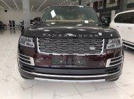 Giao ngay LandRover Range Rover SV Autobiography L Sản xuất 2021 mới 100% màu đỏ nóc đen, nội thất nâu da bò bản mới nhất giá 12 tỷ 600 tr tại Hà Nội