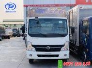 Xe tải NISSAN 1T9 Thùng kín inox 4m3. Hỗ trợ trả góp đến 80% giao xe ngay giá 120 triệu tại Bình Dương