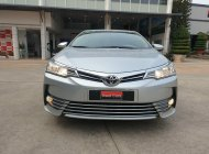 Xe Toyota Corolla Altis 1.8G AT đời 2018 màu bạc, biển SG - Chuẩn 34.000km - Bảo hành chính hãng giá 720 triệu tại Tp.HCM