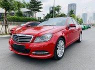 Cần bán Mercedes C250 đời 2012, màu đỏ, giá chỉ 585 triệu giá 585 triệu tại Hà Nội