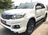 Cần bán gấp Toyota Fortuner 2.7V TRD đời 2016, màu trắng , Biển SG - Chuẩn 82.000km - GIá Fix đẹp giá 790 triệu tại Tp.HCM