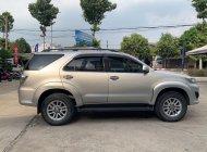 Cần bán xe Toyota Fortuner G đời 2012, màu vàng, giá 620tr giá 620 triệu tại Đồng Nai