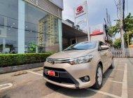 Xe Toyota Vios 1.5E CVT 2017, màu nâu giá 490 triệu tại Tp.HCM