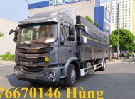 Xe tải JAC A5 9t thùng dài 8,2m, ngân hàng hỗ trợ 80% giá trị xe giá 905 triệu tại Bình Dương