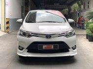 Bán Toyota Vios 1.5 TRD đời 2018, màu trắng ,BIển SG - chuẩn 36.000km - Xe Chính hãng không đâm đụng hay ngập nước giá 570 triệu tại Tp.HCM