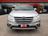 Bán Toyota Innova 2.0G đời 2014, màu bạc ,Biển SG - Chuẩn 90.000km  , chất êm ru , giá còn thương lượng mạnh giá 520 triệu tại Tp.HCM