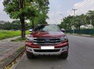 Cần bán gấp Ford Everest titanium 4x4 AT đời 2018, màu đỏ, nhập khẩu nguyên chiếc giá 1 tỷ 180 tr tại Hà Nội