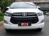 Xe Toyota Innova 2.0G đời 2018, màu trắng, biển SG chạy kỹ 59.000km - Giá còn giảm manh giá 760 triệu tại Tp.HCM