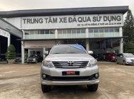 Cần bán gấp Toyota Fortuner 2.5G đời 2012, màu bạc giá 620 triệu tại Tp.HCM