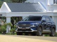 Hyundai Santafe 2021 thiết kế mạnh mẽ nội thất sang trọng giá 1 tỷ 190 tr tại Gia Lai