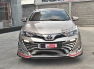Cần bán lại xe Toyota Vios 1.5G đời 2018, màu nâu giá 540 triệu tại Tp.HCM