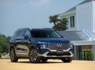 Hyundai Santafe 2021 giá cực tốt nhiều khuyến mãi giá 1 tỷ 30 tr tại Gia Lai