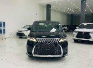 Bán Lexus LM 300H màu đen 7 chỗ, sản xuất 2021, xe sẵn giao ngay giá 6 tỷ 850 tr tại Tp.HCM