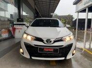 Bán xe Toyota Yaris 1.5AT sản xuất 2019, màu trắng, nhập khẩu nguyên chiếc giá 640 triệu tại Tp.HCM