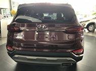 Bán Hyundai Santa Fe xăng cao cấp đời 2021, màu đỏ giá 1 tỷ 80 tr tại Gia Lai