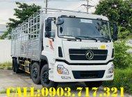 Cần bán xe tải thùng DongFeng 4 chân mới 2021 tải cao 18 tấn thùng 9m5 giá 1 tỷ 535 tr tại Tiền Giang