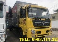 Công ty bán xe tải DongFeng B180 thùng kín giá tốt. DongFeng B180 thùng kín giá 1 tỷ tại Tp.HCM