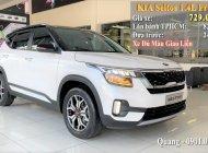 Kia Seltos 1.4 Premium - Màu trắng đen giao liền - Quang giá 729 triệu tại Tp.HCM